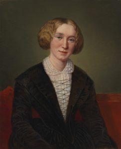 George Eliot 1850 NPG